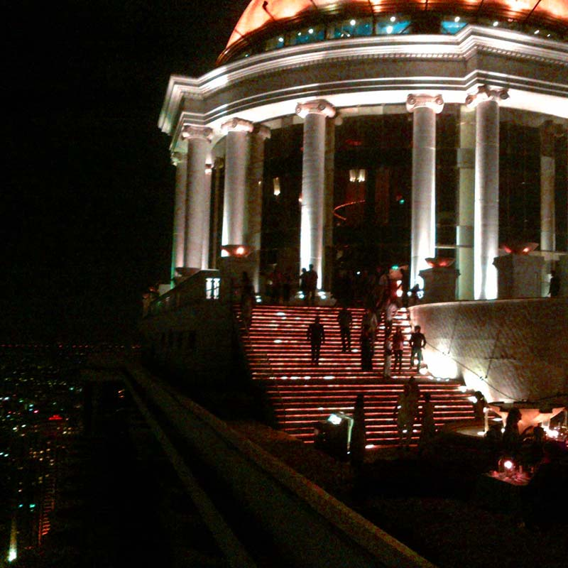 Top of Lebua Hotel Bangkok Pretty Special Journal