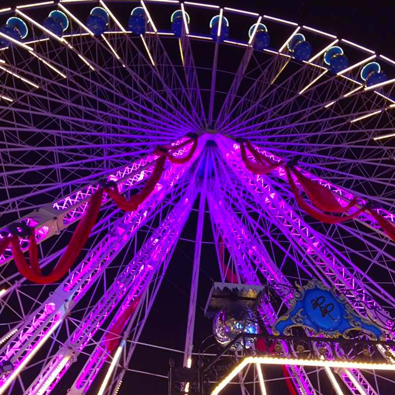 The Big Wheel Lille Pretty Special Journal