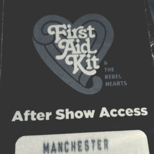 First Aid Kit and Pretty Special Jackets